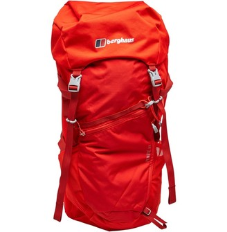 Berghaus Remote 35 Litre Hiking Rucksack Red