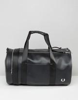 Fred Perry Pique Barrel Bag