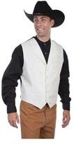 Scully Men's Classic Paisley Vest RW093