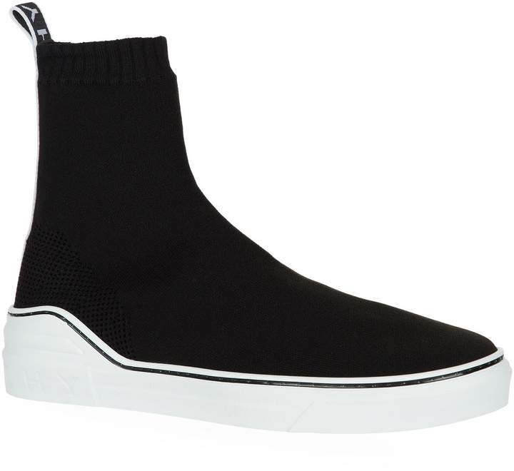 Givenchy Mesh Sock George V Sneakers