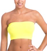 Women's Stretch Seamless Tube Top Bandeau by Level 33