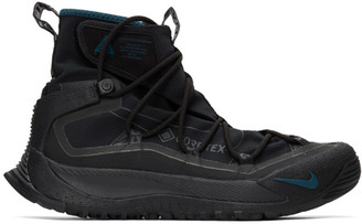 Nike Black ACG Air Terra Antarktik Sneakers