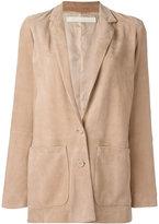 Drome button up blazer