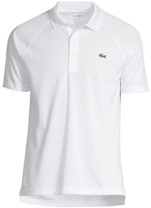 Lacoste SPORT Technical Pique Tennis Polo