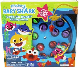 Cardinal Pinkfong Baby Shark Fishing Game