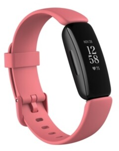 Fitbit Inspire 2 Desert Rose Strap Smart Watch 19.5mm