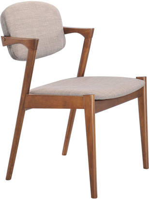 ZUO Mod Brickell Dove Grey Dining Chair