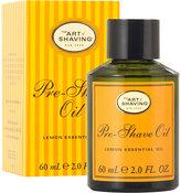 The Art of Shaving Men's Pre-Shave Oil - Lemon