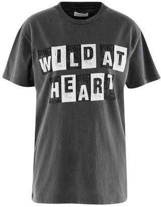 Anine Bing Vintage Wild Heart t-shirt