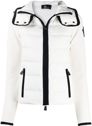 MONCLER GRENOBLE Padded Zip-Up Down Jacket