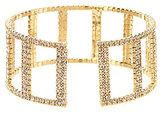 Cezanne Openwork Cuff Bracelet