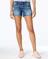 Joe's Jeans The Ozzie Rami Wash Denim Cutoff Shorts