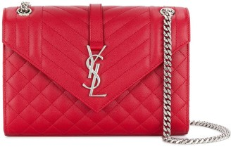 Saint Laurent medium College monogram bag
