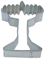 Unknown Menorah Metal Cookie Cutter