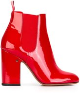 Laurence Dacade 'Mila' patent ankle boots