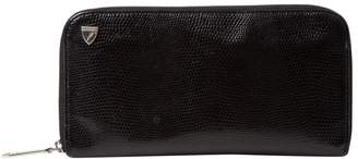 Aspinal of London Black Leather Wallets