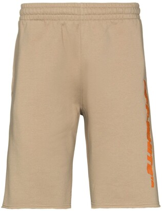 Off-White x Browns 50 Caravaggio track shorts