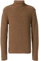 Maison Flaneur turtleneck jumper