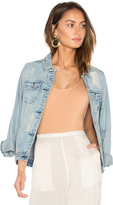 Maison Scotch Denim Trucker Jacket