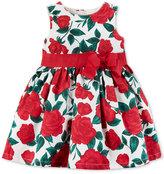 Carter's Rose-Print Dress, Baby Girls (0-24 months)