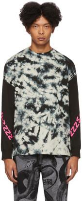 Diesel Black T-Just-Ls-J6 Long Sleeve T-Shirt