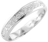EWA 18ct White Gold Diamond Eternity Ring, White Gold