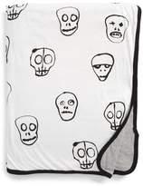 Nununu Skull Mask Blanket