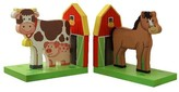 The Well Appointed House Teamson Design Happy Farm Bookends for Kids