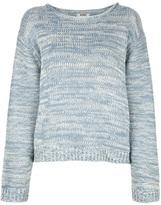 Acne 'Sapata Twist' sweater