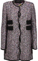 Giambattista Valli Bouclé-Tweed Coat