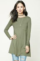 Forever 21 Ribbed Knit Tunic