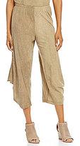 Bryn Walker Hamish Flat Front Elastic Waist Pants
