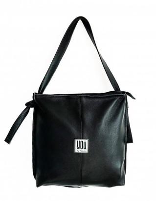 You By Tokarska Leather Handbag Nepal Black