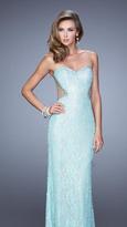 La Femme Prom Dress 20720