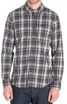 Deus Ex Machina Albie Melange Check L/S Shirt