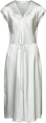 Vince 3/4 length dresses