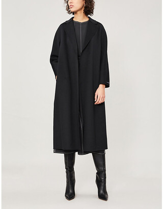S Max Mara Esturia wool coat