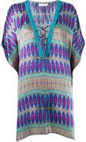 BRIGITTE v-neck beach dress - women - Silk/Lyocell - PP