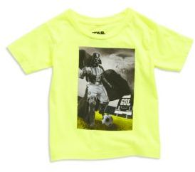 Star Wars MAD ENGINE Boys 2-7 Soccer T Shirt
