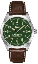 Lacoste Green Dial Strap Watch 2010781