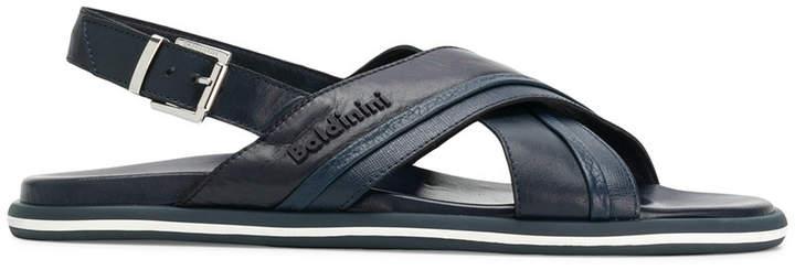 Baldinini classic sling-back sandals