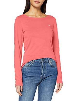 Marc O'Polo Women's 001218352487 Longsleeve T-Shirt,S