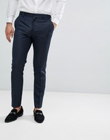 Jack and Jones Skinny Tuxedo Suit Pants