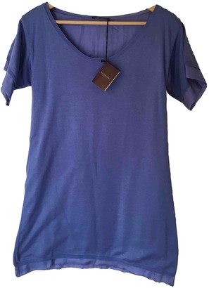 Ballantyne Purple Cashmere Dress for Women