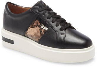 Linea Paolo Karis Platform Sneaker