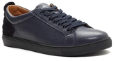 Tommy Hilfiger Leather And Suede City Sneaker