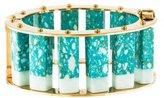 Lele Sadoughi Tall Stackable Bangle Bracelet