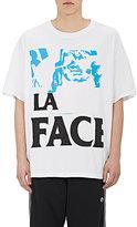 """Facetasm Men's """"La Face"""" Cotton T-Shirt"""