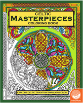 Celtic: Masterpieces Coloring Book