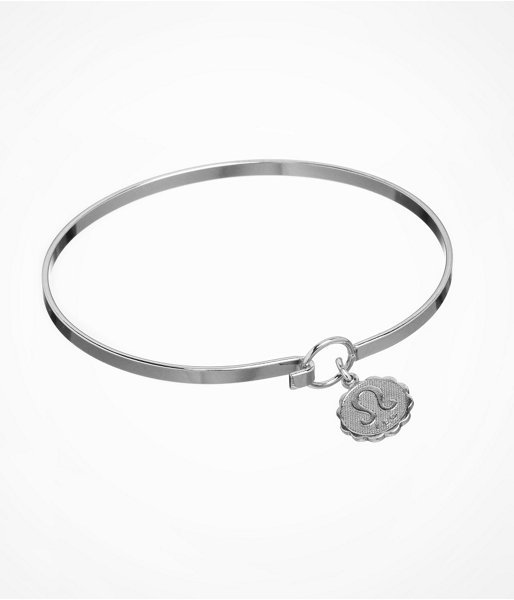 Express Astrology Charm Hook Bangle - Leo